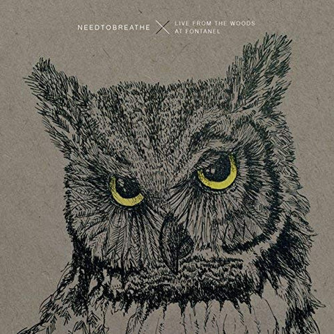 NEEDTOBREATHE - Live From The Woods LP