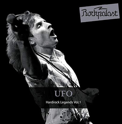 UFO - Hard Rock Legends Vol. 1 - Live At W Estfalenhalle 1980