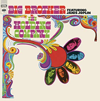 Big Brother and The Holding Company & Janis Joplin - Big Brother and the Holding Company
