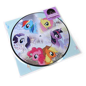 My Little Pony - My Little Pony: Friendship Is Magic Explore Equestria Pic Disc Vinyl LP (Record Store Day)