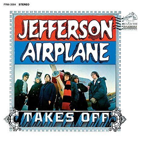 Jefferson Airplane - Takes Off Audiophile Translucent