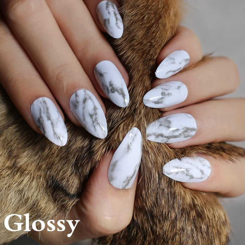 Marble Glossy or Matte