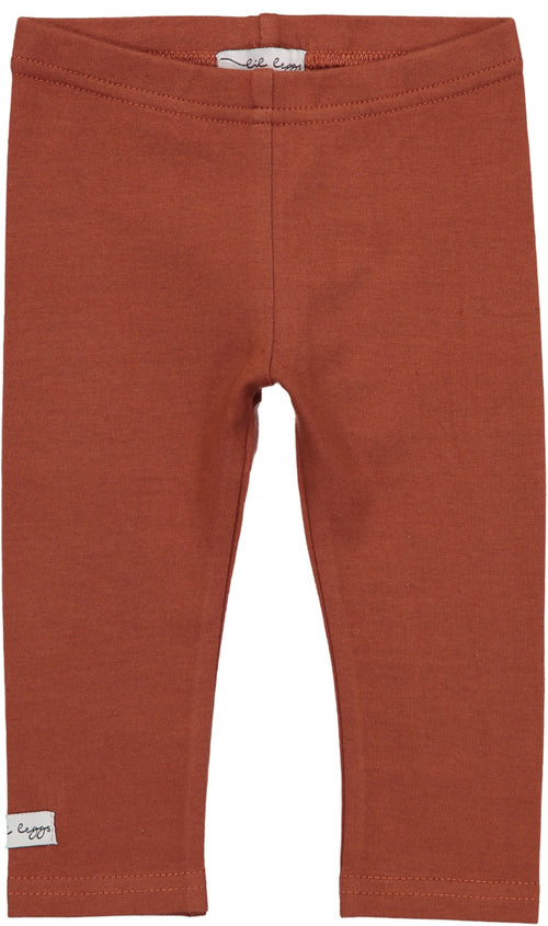 Lil Legs Rust Leggings