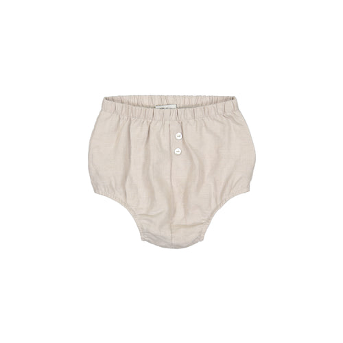 Lil Legs Sand Linen Bloomers