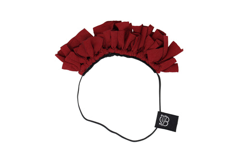 Wine Tiara Baby Band