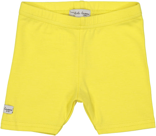 Lil Legs Yellow Shorts