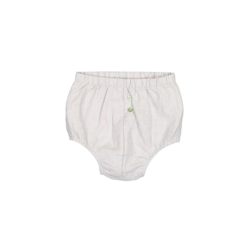 Lil Legs Light Grey Linen Bloomers