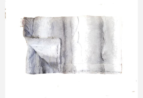 Winx+Blinx Fur Blanket- Grey Ombre