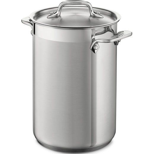 All-Clad Specialty Cookware All-Clad Stainless Steel Asparagus Pot with Insert JL-Hufford