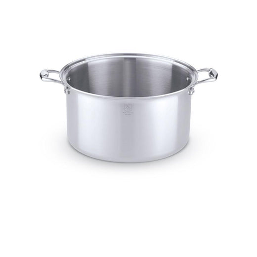 American Clad Cookware Stockpots & Soup Pots 12 Qt. American Clad 7-ply Stainless Stock Pot JL-Hufford