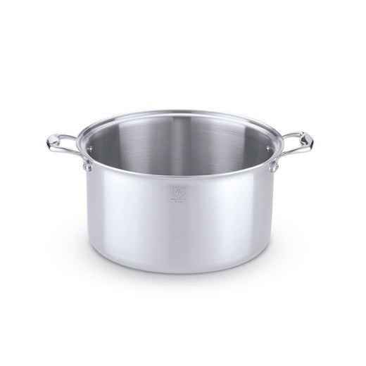 American Clad Cookware Stockpots & Soup Pots 16 Qt. American Clad 7-ply Stainless Stock Pot JL-Hufford