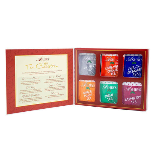 Ashbys Ashbys Christmas Spice Gift Pack Ashbys Tea Collection JL-Hufford