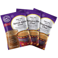 Big Train Chai Tea Big Train Chai Tea Latte Mix, 3.5 lb Bags - Seasonal Flavors, 3-Pack JL-Hufford