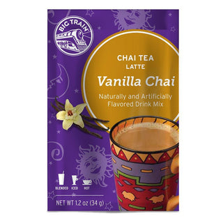 Big Train Chai Tea Vanilla Big Train Chai Single Serving JL-Hufford