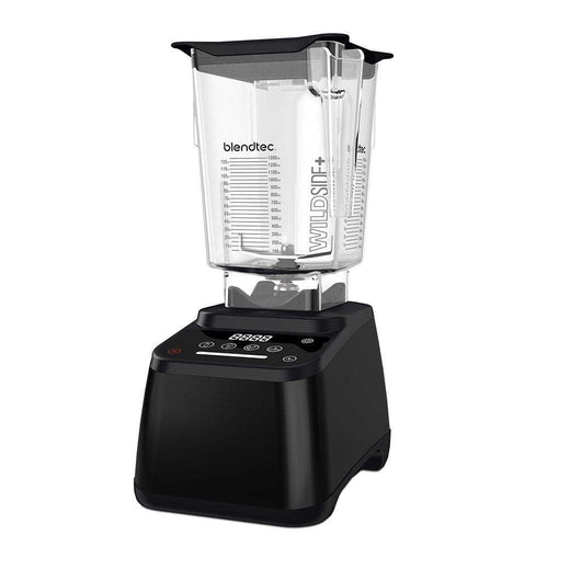 Blendtec Residential Residential Blenders Black Blendtec Designer 625 Blender with WildSide+ Jar JL-Hufford