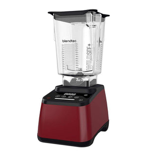 Blendtec Residential Residential Blenders Pomegranate Blendtec Designer 625 Blender with WildSide+ Jar JL-Hufford