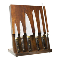 Bob Kramer Knife Sets KRAMER by ZWILLING Carbon Steel 7-piece Knife Block Set JL-Hufford