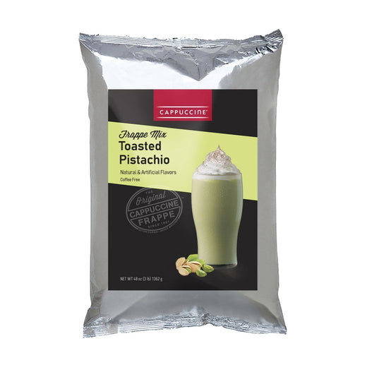 Cappuccine Frappe Mix - Toasted Pistachio