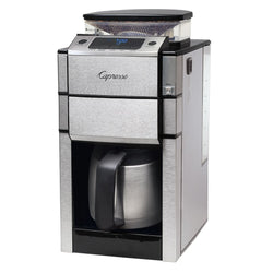 Capresso+Drip+Coffee+Makers+Capresso+CoffeeTEAM+PRO+Plus+Therm+Coffee+Maker+with+Grinder+JL-Hufford
