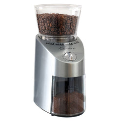 Capresso+Coffee+Grinders+Capresso+Die+Cast+Infinity+Burr+Grinder+-+Stainless+Steel+Finish+JL-Hufford