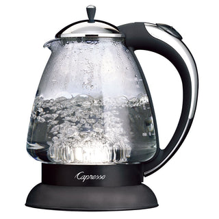 Capresso Electric Tea Kettles Capresso H2O Plus Glass Water Kettle JL-Hufford