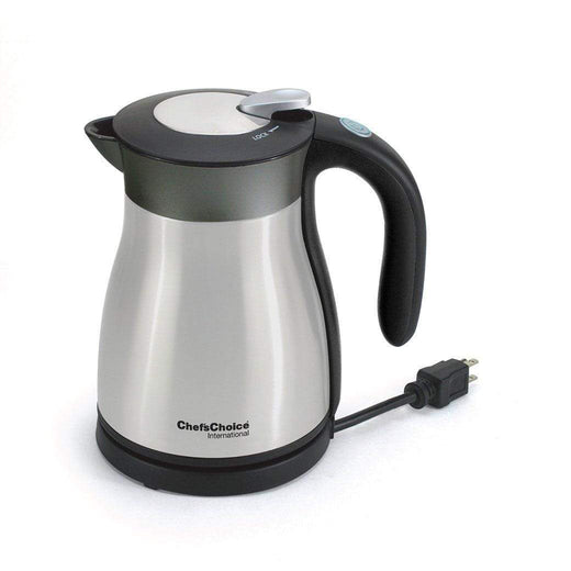 Chefs Choice Electric Tea Kettles 1.2 Liter Chef's Choice Keep Hot Thermal Electric Kettle JL-Hufford