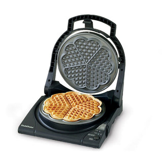 "Chefs Choice Waffle Makers Chef's Choice WafflePro Taste/Texture Select ""Five of Hearts"" M840 JL-Hufford"