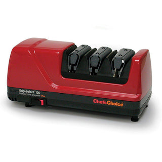 Chefs Choice Knife Sharpeners Red Chef's Choice Diamond Hone Edge Select Plus Knife Sharpener M120 JL-Hufford