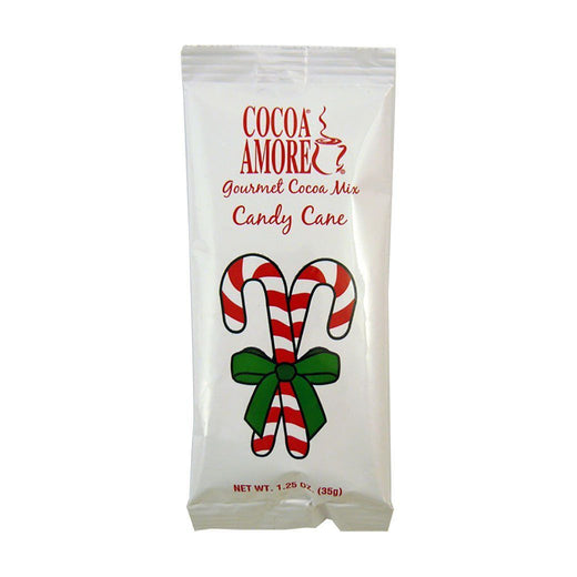 Cocoa Amore Hot Chocolate Candy Cane Cocoa Amore Single Serve Holiday Blend Hot Cocoa JL-Hufford