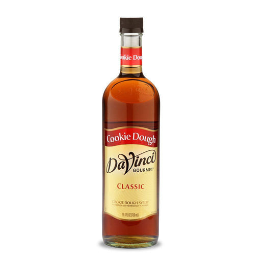 DaVinci Syrups and Sauces Cookie Dough DaVinci Classic Syrups - 750 mL Glass Bottle JL-Hufford