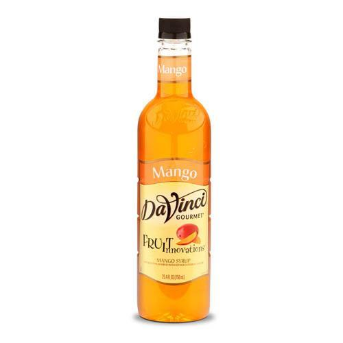 DaVinci Syrups and Sauces Mango DaVinci Fruit Innovations Syrups - Plastic Bottles JL-Hufford