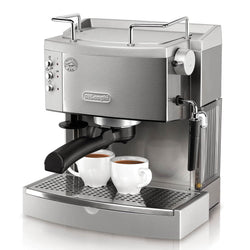 DeLonghi+Pump+Espresso+Machines+DeLonghi+EC702+Pump+Espresso+Machine%2C+Stainless+Steel+JL-Hufford