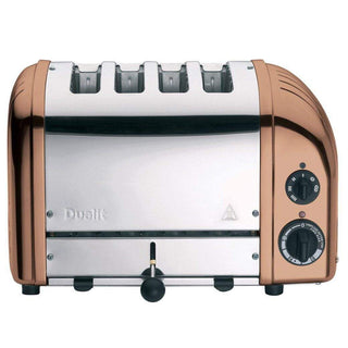 Dualit Toasters & Ovens Copper Dualit New Generation 4 Slice Toaster JL-Hufford