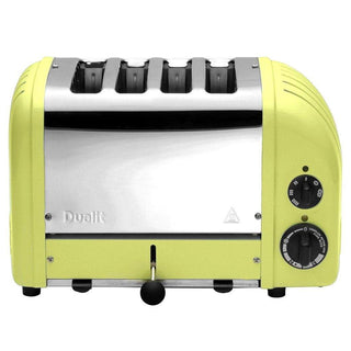 Dualit Toasters & Ovens Lime Green Dualit New Generation 4-Slice Toaster in Fashion Colors JL-Hufford