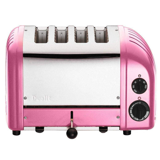 Dualit Toasters & Ovens Petal Pink Dualit New Generation 4 Slice Toaster JL-Hufford
