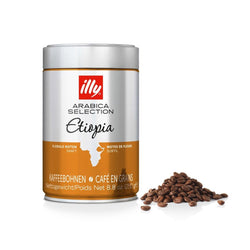 Illy+MonoArabica+Coffee+Beans+8.8+oz+Can+-+Ethiopia