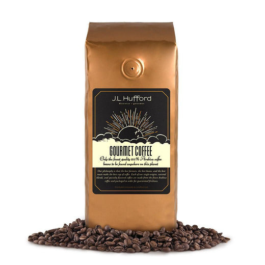 J.L. Hufford Coffee Beans 1 lb J.L. Hufford Caramel Candy Apple Coffee JL-Hufford