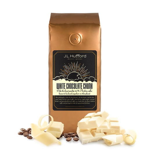 J.L. Hufford White Chocolate Chunk Coffee