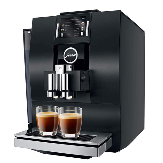 Jura Super Automatic Espresso Machines Black Jura Z6 Automatic Coffee Center with P.E.P. - Factory Refurbished JL-Hufford