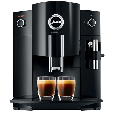 Jura C60 Automatic Espresso Machine - Factory Refurbished