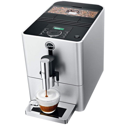 Jura Super Automatic Espresso Machines Jura ENA Micro 90 One Touch Automatic Espresso Machine with P.E.P. - Factory Refurbished JL-Hufford