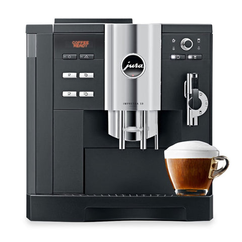 Jura S9 One Touch Classic Espresso Machine - Factory Refurbished