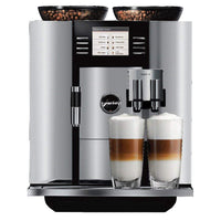 Jura Super Automatic Espresso Machines Silver Factory Refurbished Jura Giga 5 Automatic Espresso Machine JL-Hufford