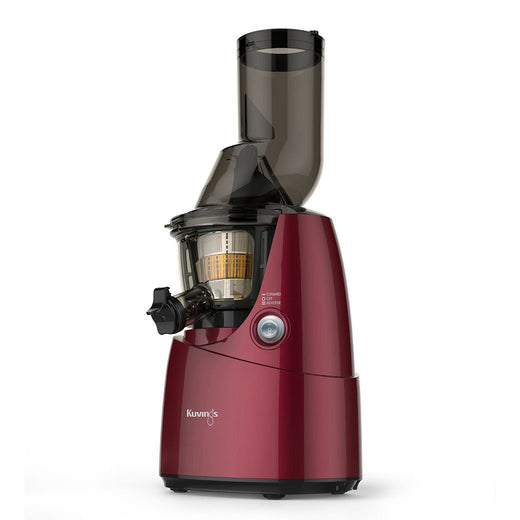 Kuvings Juicers Kuvings Whole Slow Juicer with Bonus Smoothie Strainer - Pearl Red JL-Hufford
