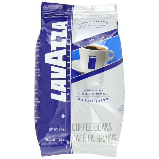 Lavazza Coffee Beans Lavazza Gran Filtro Medium Roast Coffee Beans 2.2 lb Bag JL-Hufford