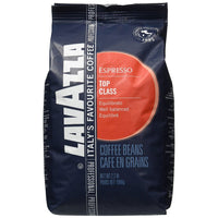 Lavazza Coffee Beans Lavazza Top Class Espresso Beans 2.2 lb Bag JL-Hufford