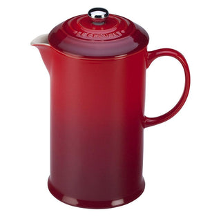 Le Creuset French Presses Cerise Le Creuset Cafe Collection 27 oz. French Press JL-Hufford
