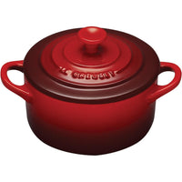 Le Creuset Specialty Bakeware Cerise Le Creuset Mini Round Cocotte JL-Hufford
