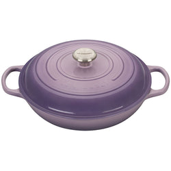 Le+Creuset+Dutch+Ovens+and+Braisers+Le+Creuset+3.75+Qt.+Signature+Braiser+-+Provence+JL-Hufford