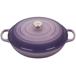 Le+Creuset+Dutch+Ovens+and+Braisers+Le+Creuset+5+Qt.+Signature+Braiser+-+Provence+JL-Hufford